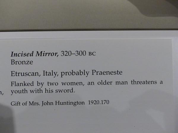 Cleveland Museum of Art 11-8-2014