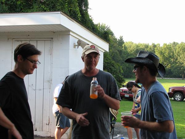 Jen & Chris's party 08-19-2011